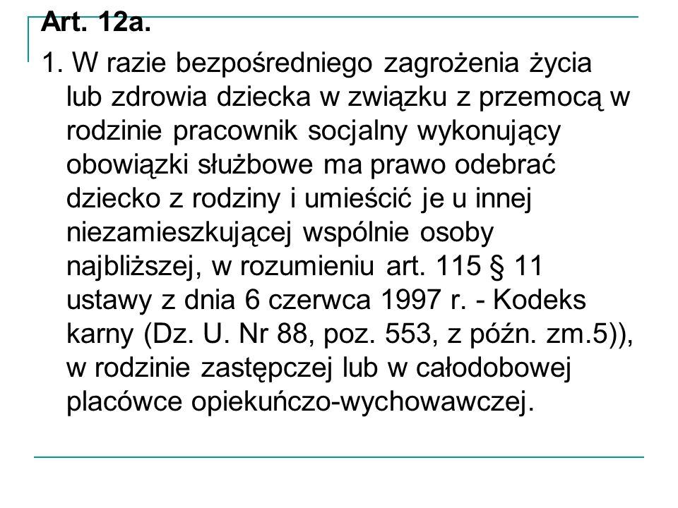 Art. 12a. 1.