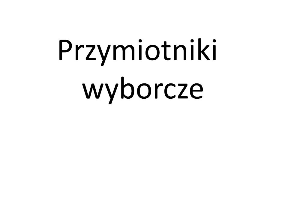 Kazus nr 11 Jak należy zakwalifikować taki głos w wyborach do Sejmu?
