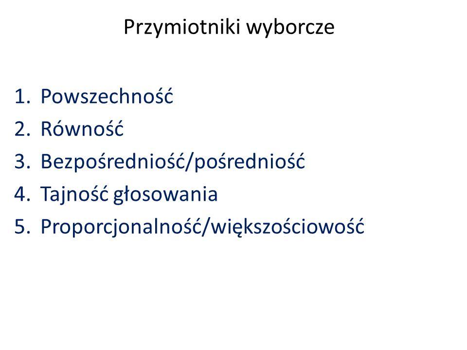 Kazus nr 2 Jak należy zakwalifikować taki głos w wyborach do Sejmu?