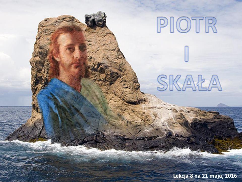 W tym tygodniu studiowaliśmy życie Jezusa, ale skupialiśmy się na historii Piotra i na tym, jak reagował on na misję Jezusa.