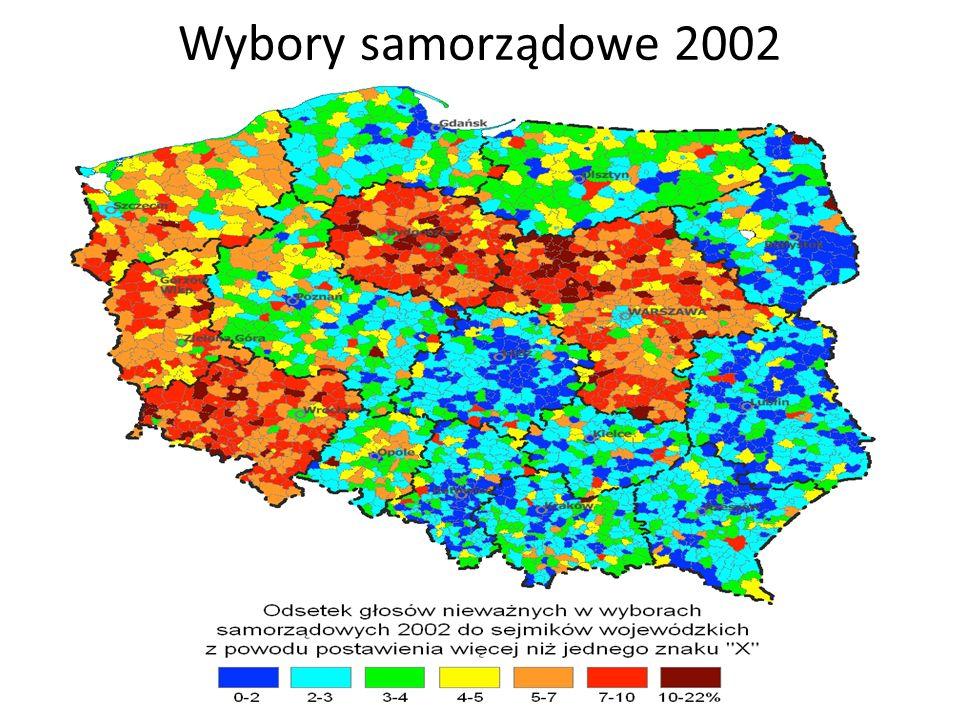 Wybory do sejmików 2006