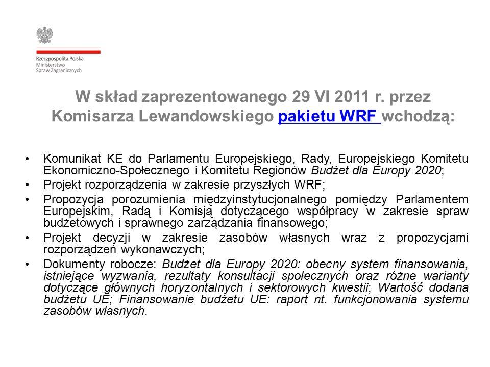 W skład zaprezentowanego 29 VI 2011 r.