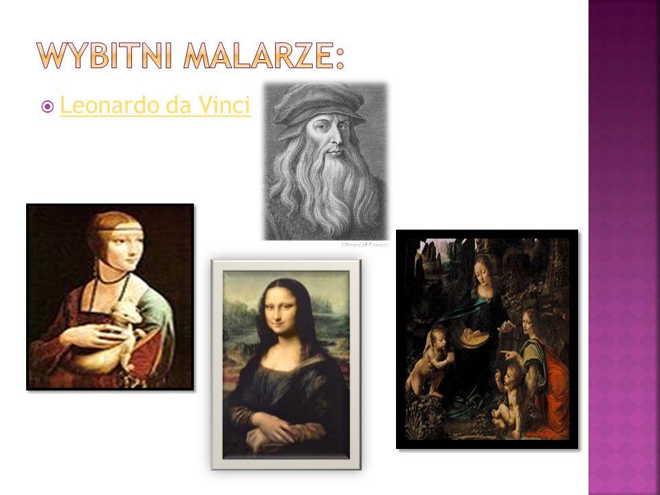  Leonardo da Vinci Leonardo da Vinci
