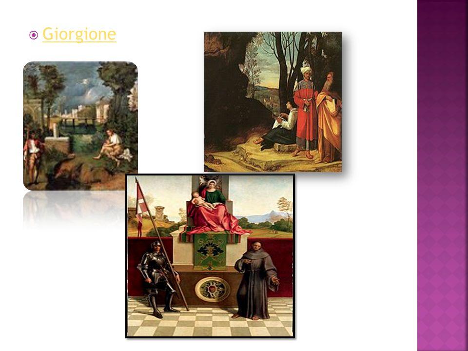  Giorgione Giorgione