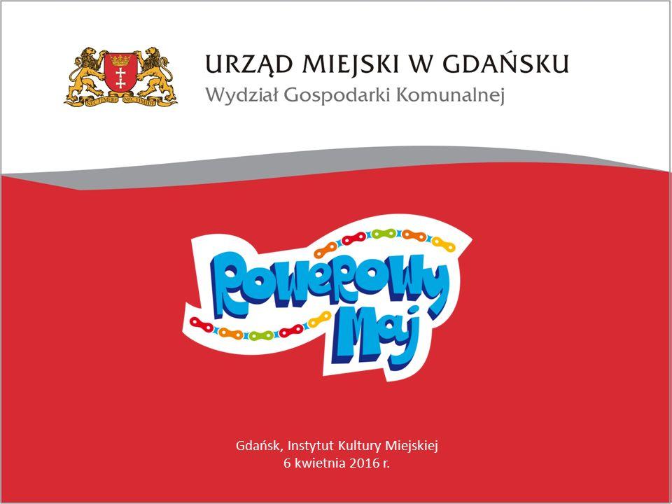Gdańsk, Instytut Kultury Miejskiej 6 kwietnia 2016 r.
