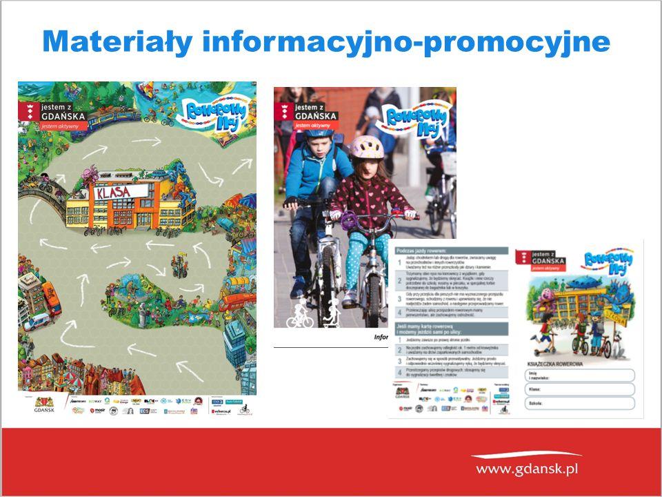 Materiały informacyjno-promocyjne