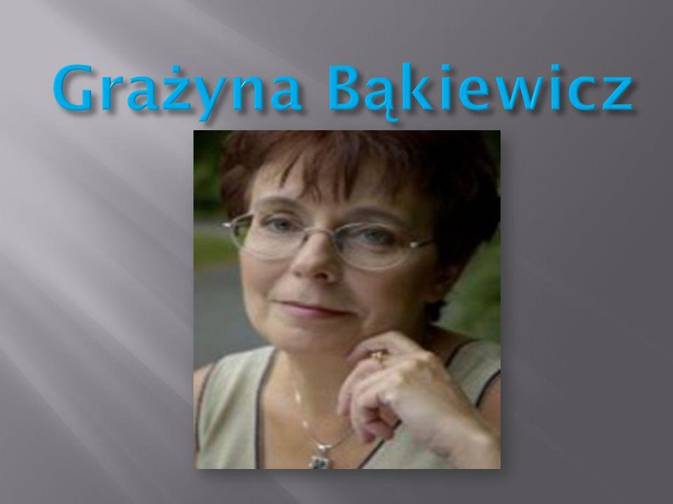  Urodzona w 1955 r.w Ł odzi. W 1978 r. uko ń czy ł a histori ę na Uniwersytecie Ł ódzkim.
