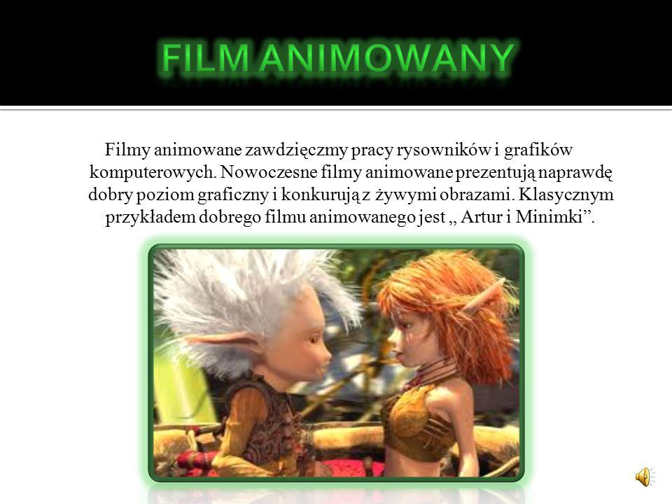 Musical jest formą filmu w której niektóre dialogi, uczucia bohaterów są przedstawione w formie śpiewu i tańca.