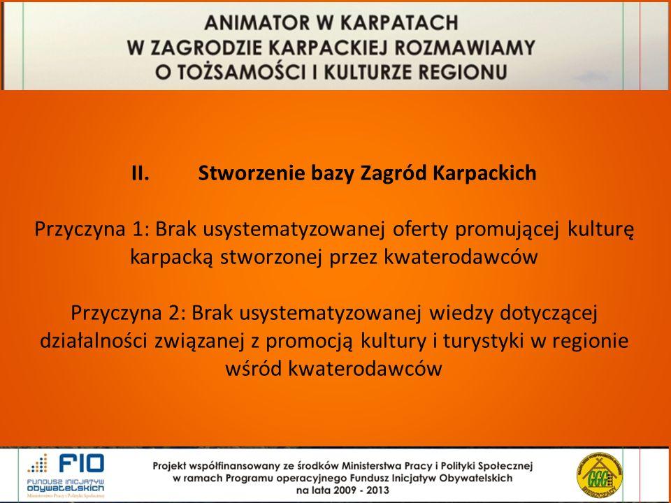 Cztery wydarzenia promujące tożsamość karpacką: Wydarzenia w Karpatach Karpacki Kiermasz Rękodzieła w Orelcu, lipiec 2013