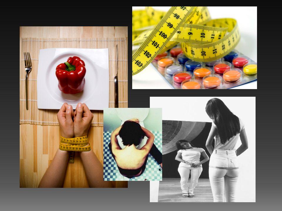 Efekty bulimii to skutki naprzemiennych okresów objadania się i głodówek, wywoływania wymiotów oraz stosowania środków przeczyszczających i moczopędny