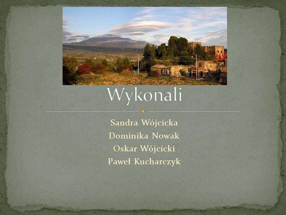 Sandra Wójcicka Dominika Nowak Oskar Wójcicki Paweł Kucharczyk
