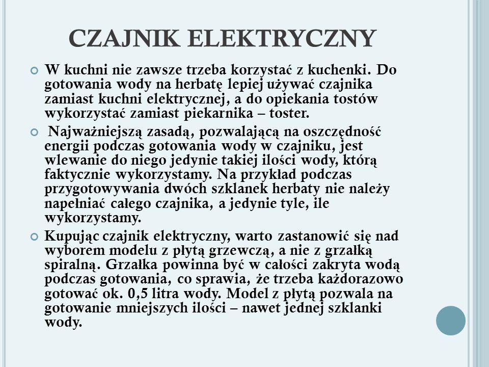 Ż arówki energooszcz ę dne mo ż na najcz ęś ciej kupi ć w klasach o mocy mi ę dzy 5 (co odpowiada 25-watowej ż arówce) i 20 wat (co odpowiada 100-watowej ż arówce).