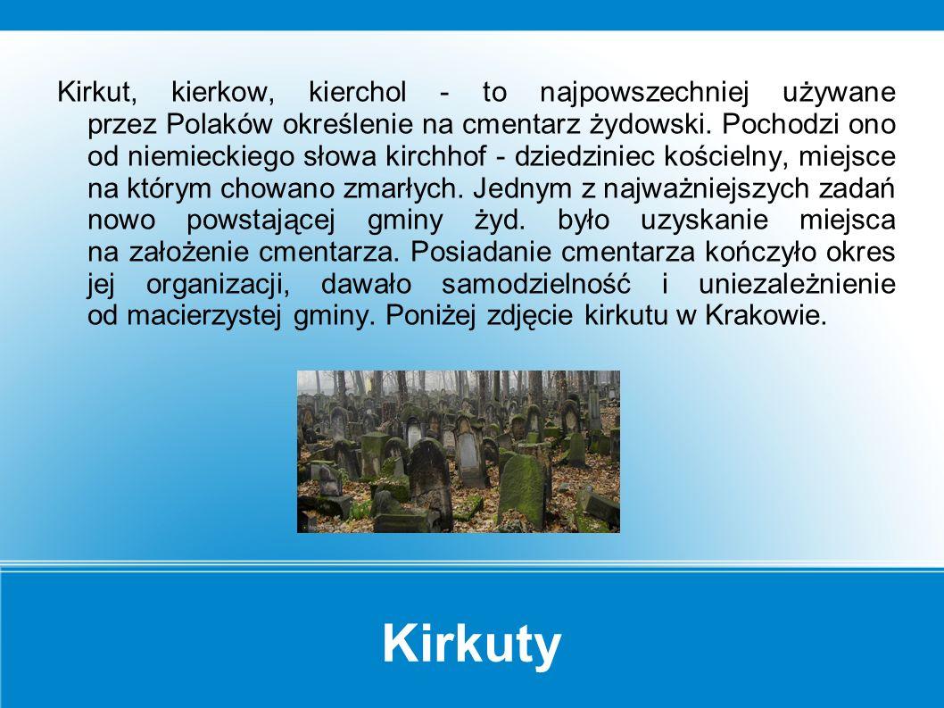 Macewy Pan Henrykowski zainteresował się cmentarzami żydowskimi w 1984 roku, kiedy odnaleziono płyty podczas naprawy kolektora ściekowego przy ul.