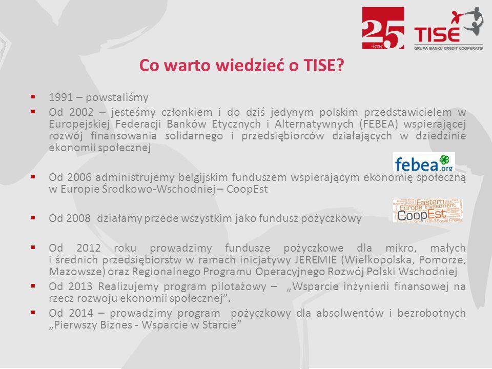 Co warto wiedzieć o TISE.