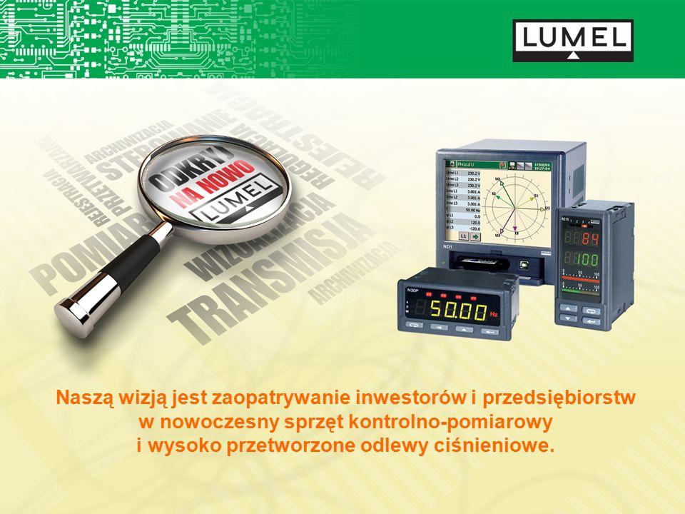 Naszą wizją jest zaopatrywanie inwestorów i przedsiębiorstw w nowoczesny sprzęt kontrolno-pomiarowy i wysoko przetworzone odlewy ciśnieniowe.