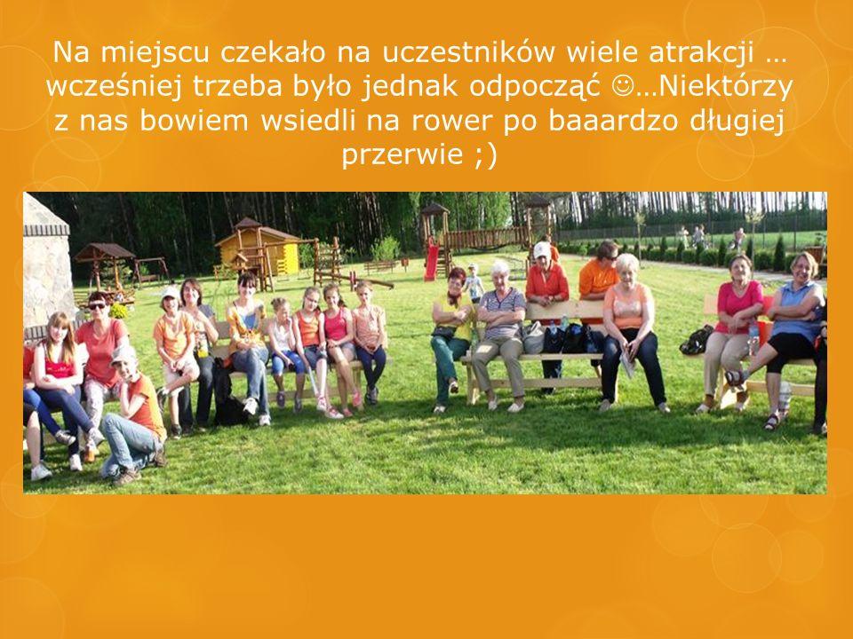 """Jak na pierwszą w Zdunach edycję """"Odjazdowego - było nas całkiem sporo, bo aż 51 osób !"""