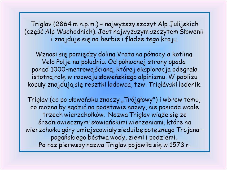 Triglav (2864 m n.p.m. ) 12