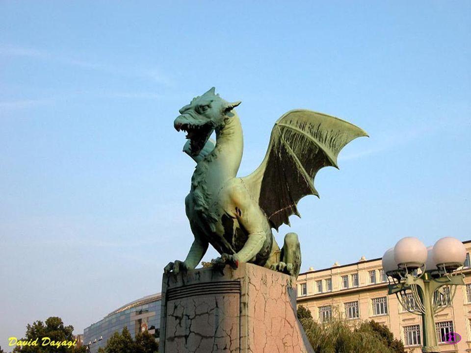 Lubl ana (słoweń. Ljubljana) – stolica Słowenii, położona nad rzeką Lublanicą. Miasto położone jest w centrum Słowenii, pomiędzy Austrią, Węgrami, Cho