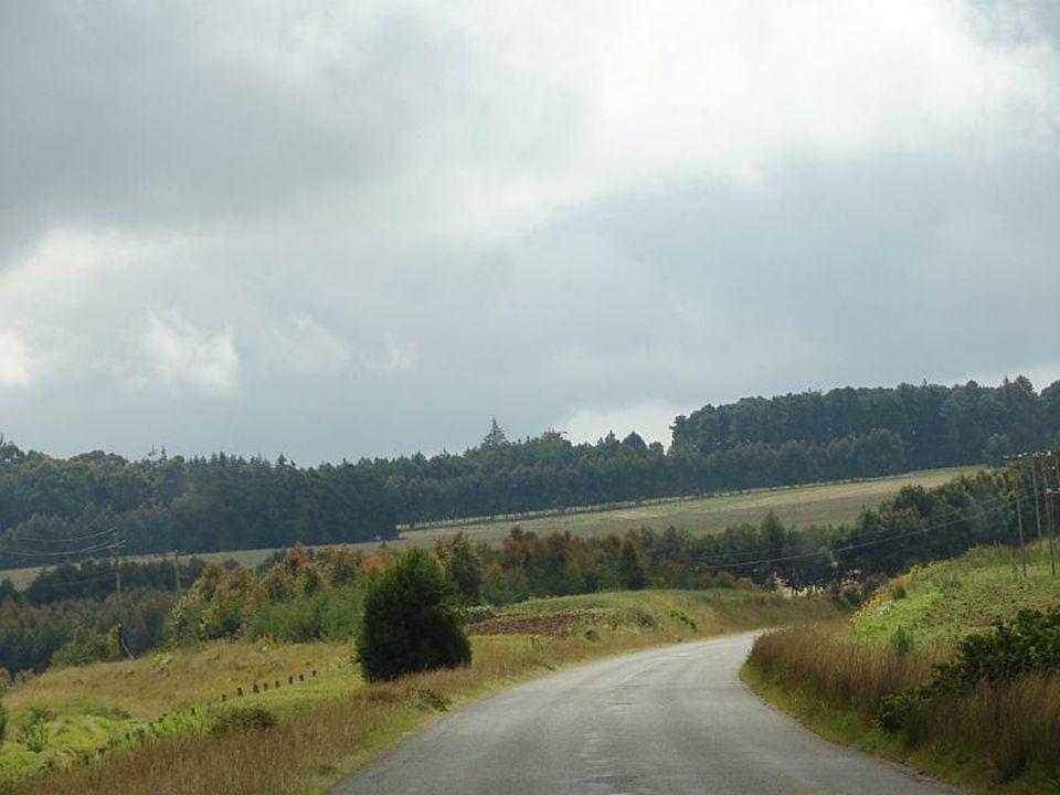 Park Narodowy Aberdare to część łańcucha górkiego Gór Aberdare wraz z przyległymi terenami.