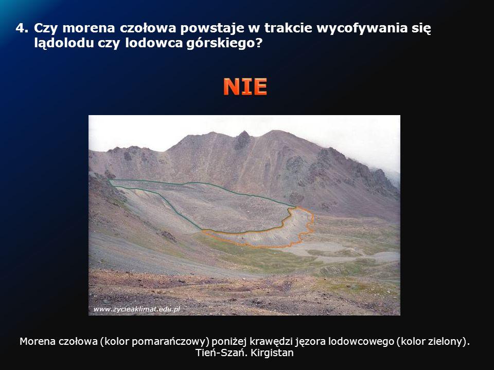 """Pole mutonów nr 2, Łomnica, Sudety. 3.Czy """"baraniec"""" i """"muton"""" to synonimy tych samych form polodowcowych? dzikiesudety.blogspot.com Fot. J. Wieczorek"""