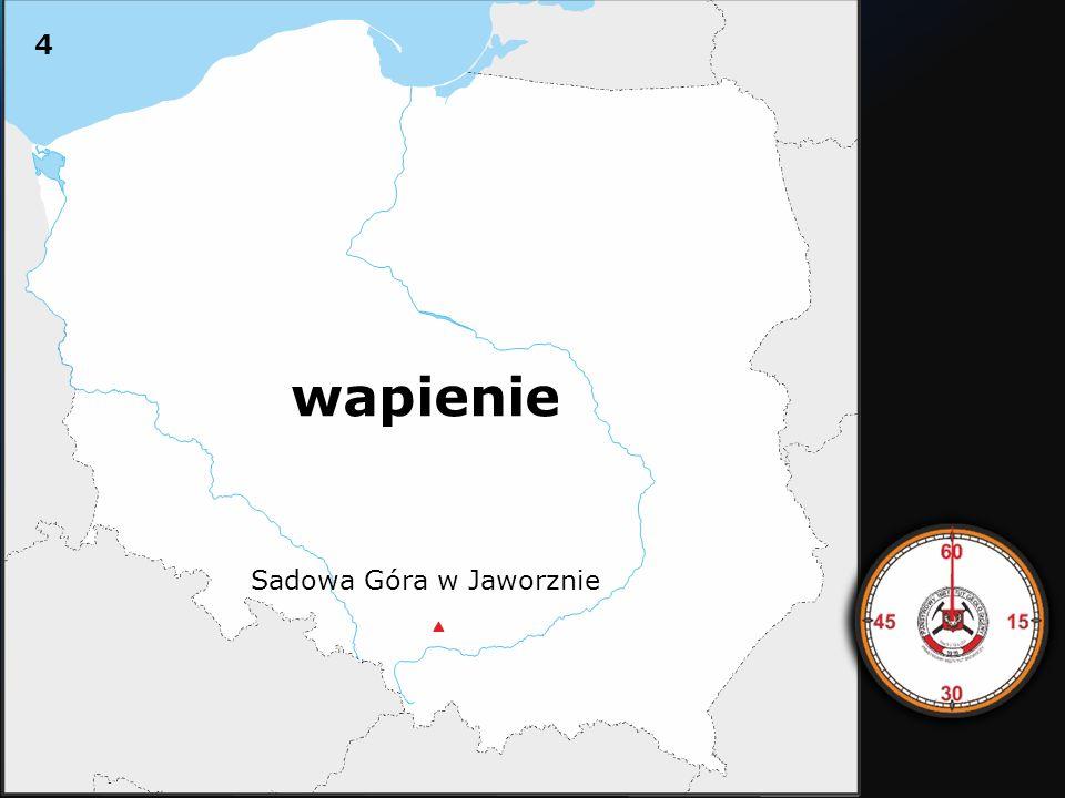 Kazimierz Dolny 3 opoki, gezy, wapienie