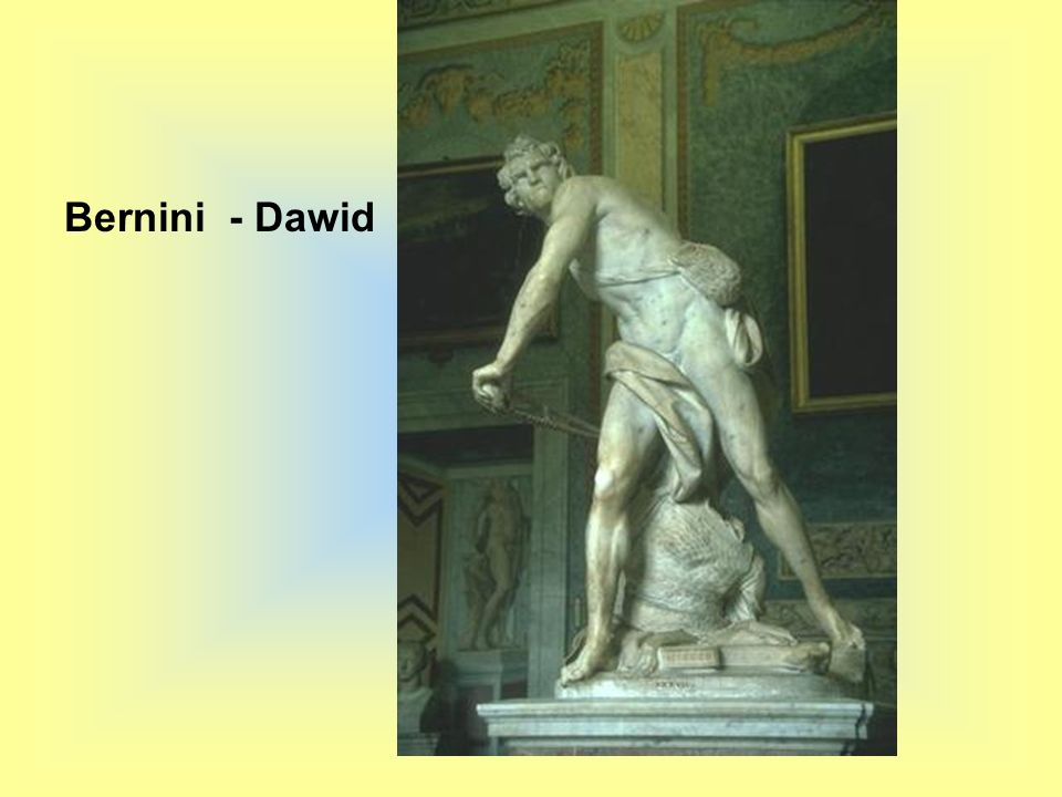 Bernini - Dawid