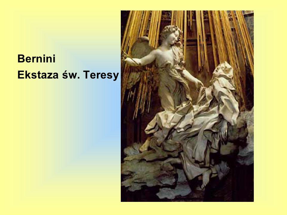 Bernini Ekstaza św. Teresy