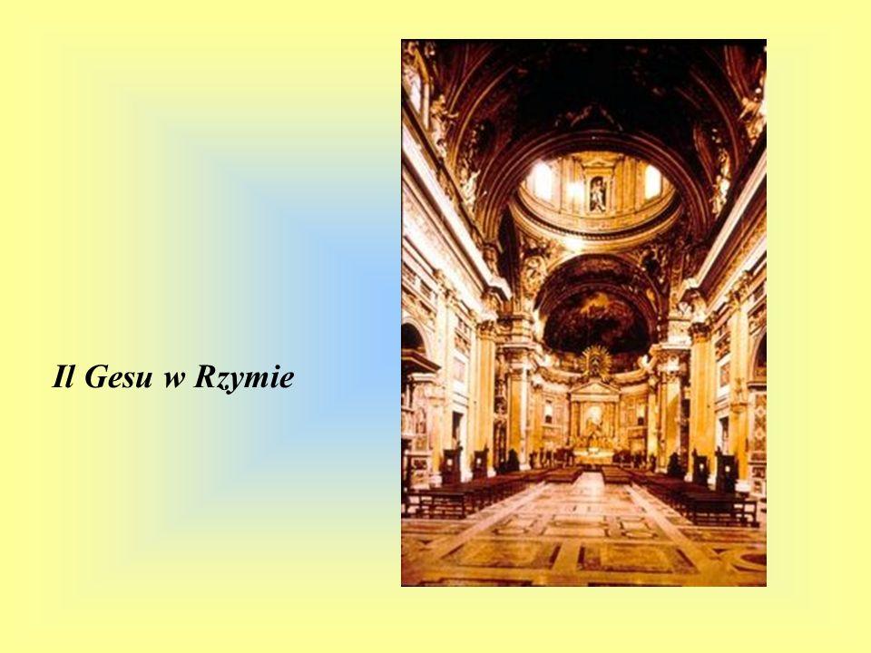 Il Gesu w Rzymie