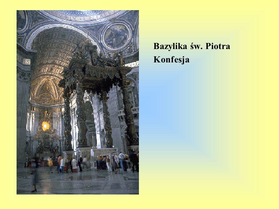 Bazylika św. Piotra Konfesja