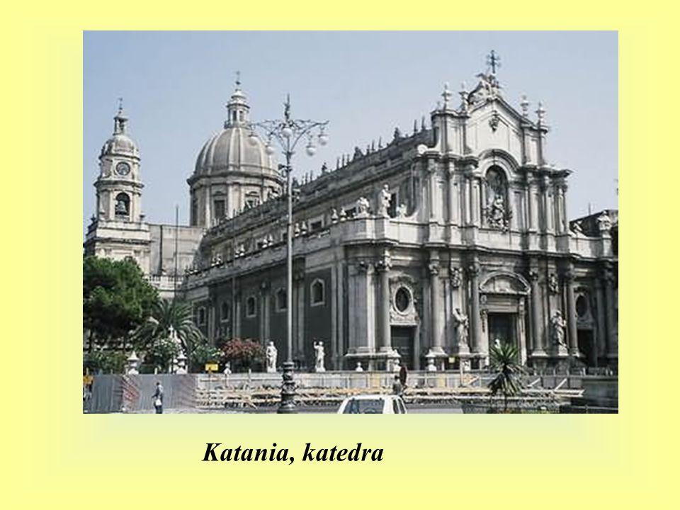Katania, katedra