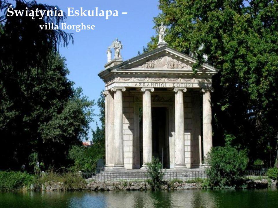 Villa Borghese - park