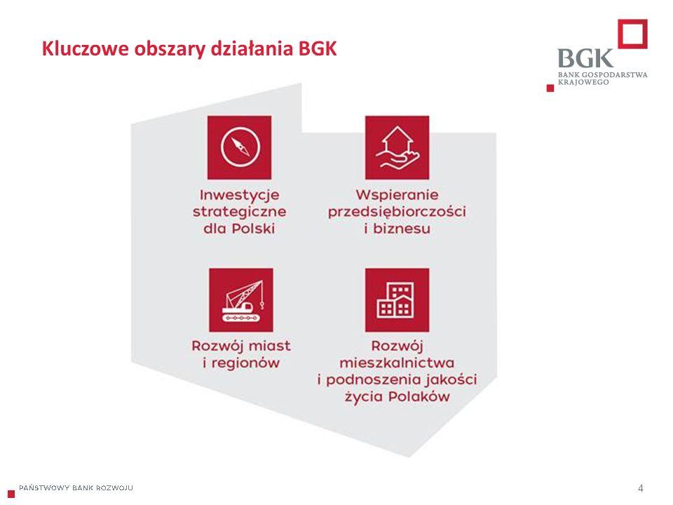 204/204/204 218/32/56 118/126/132 183/32/51 227/30/54 Wspieranie przedsiębiorczości i biznesu 5 BGK finansuje eksport i ekspansję polskich firm, udziela poręczeń i gwarancji dla MŚP oraz preferencyjnych kredytów dla początkujących przedsiębiorców, np.:  100 tys.