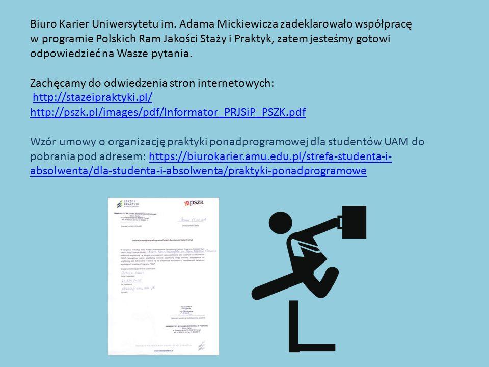Biuro Karier Uniwersytetu im.