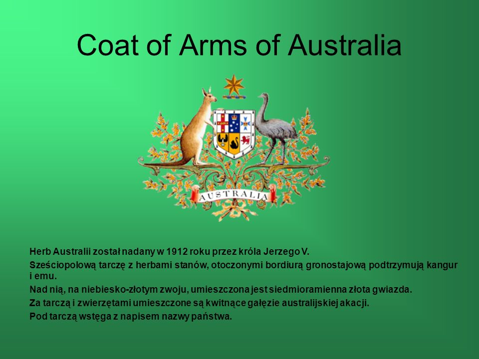 Australian Anthem Advance Australia Fair Australians all let us rejoice, For we are young and free; We ve golden soil and wealth for toil, Our home is girt by sea; Our land abounds in Nature s gifts Of beauty rich and rare; In history s page, let every stage Advance Australia fair.