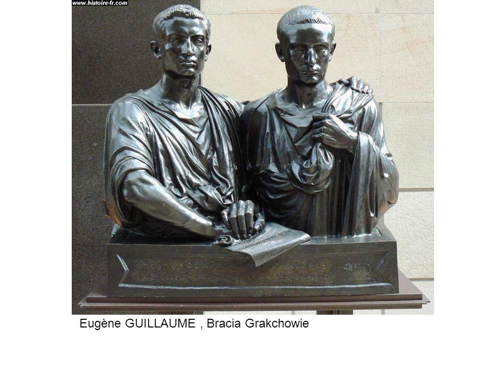 Eugène GUILLAUME, Bracia Grakchowie