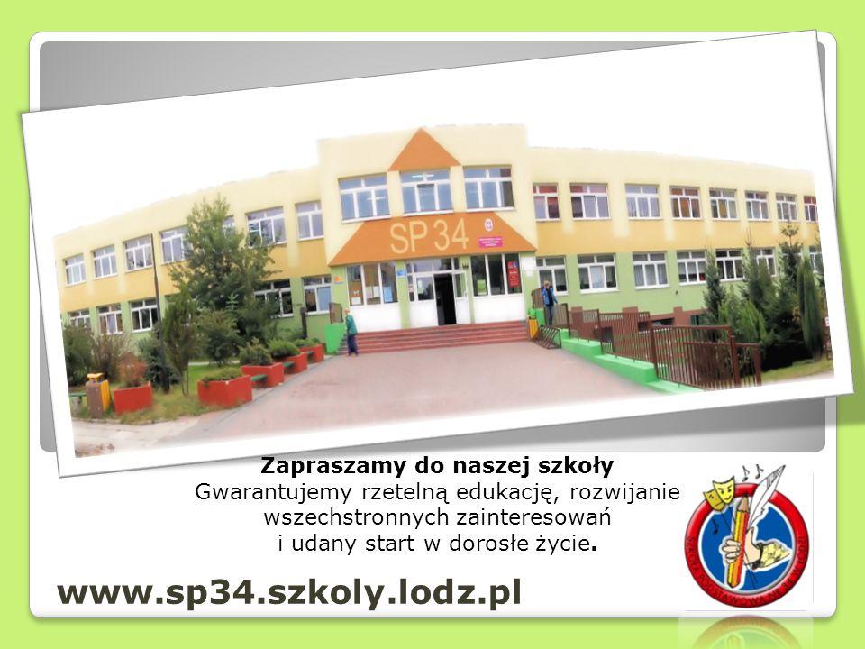 Zapraszamy do naszej szkoły Gwarantujemy rzetelną edukację, rozwijanie wszechstronnych zainteresowań i udany start w dorosłe życie.
