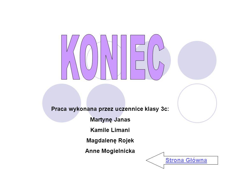 Artykuły: Gazeta Wyborcza nr 37, wydanie z dnia 13/02/1993 - 14/02/1993 Gazeta Wyborcza nr 58, wydanie z dnia 09/03/1995 KONIEC