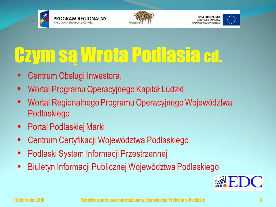 Czym są Wrota Podlasia cd.