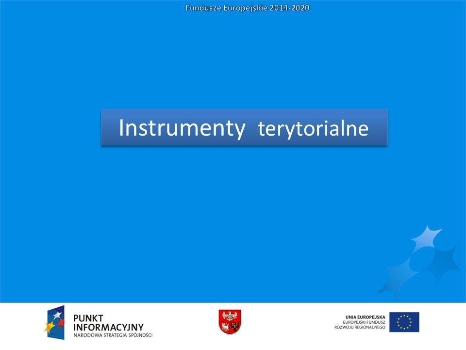 Instrumenty terytorialne