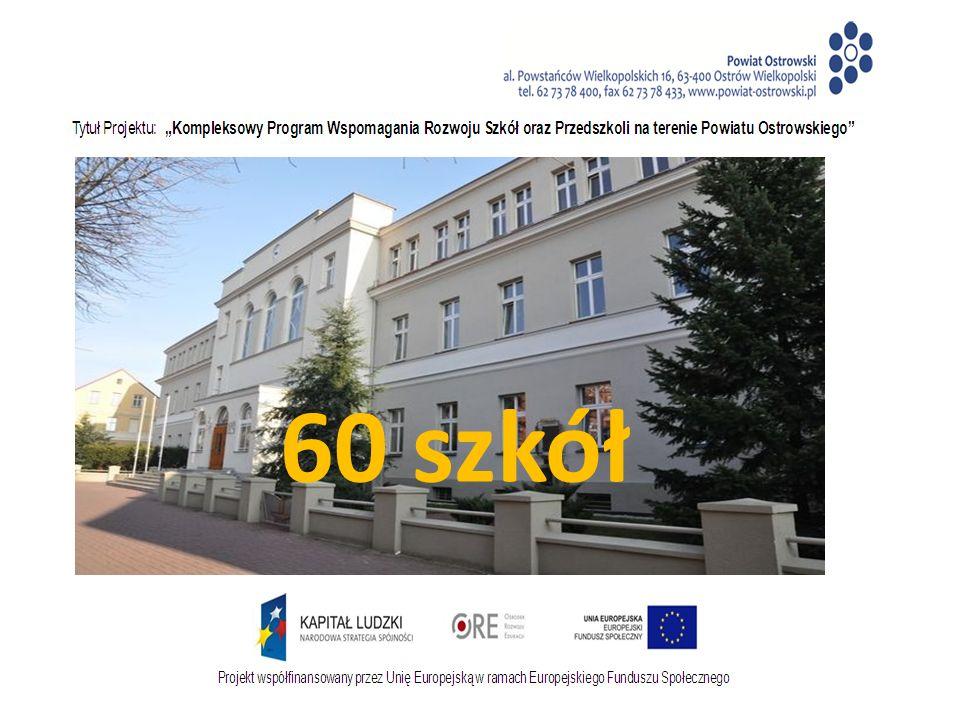 60 szkół