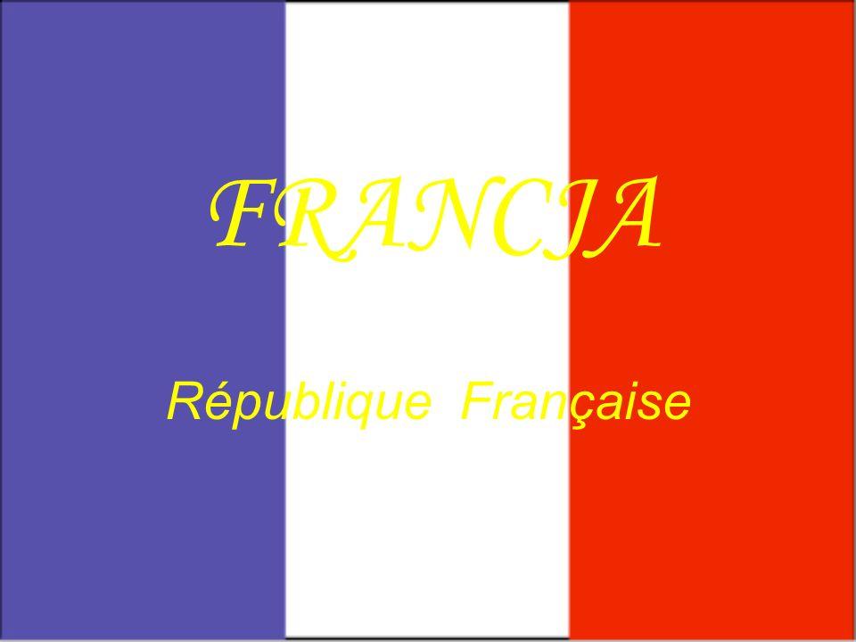 FRANCJA République Française