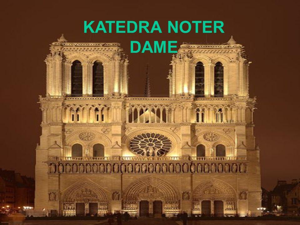 KATEDRA NOTER DAME