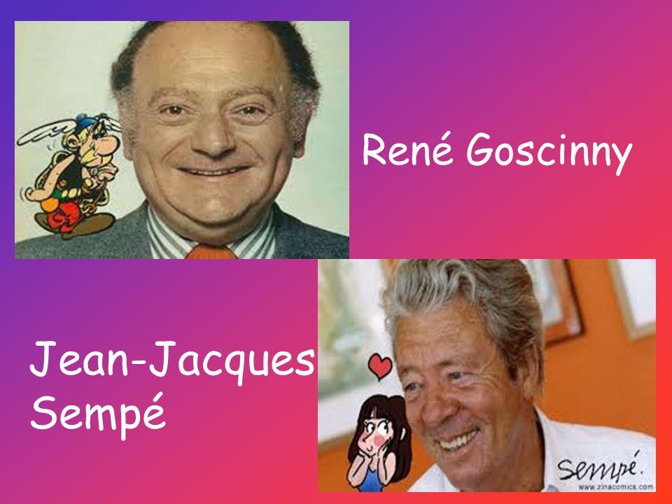 Jean-Jacques Sempé René Goscinny