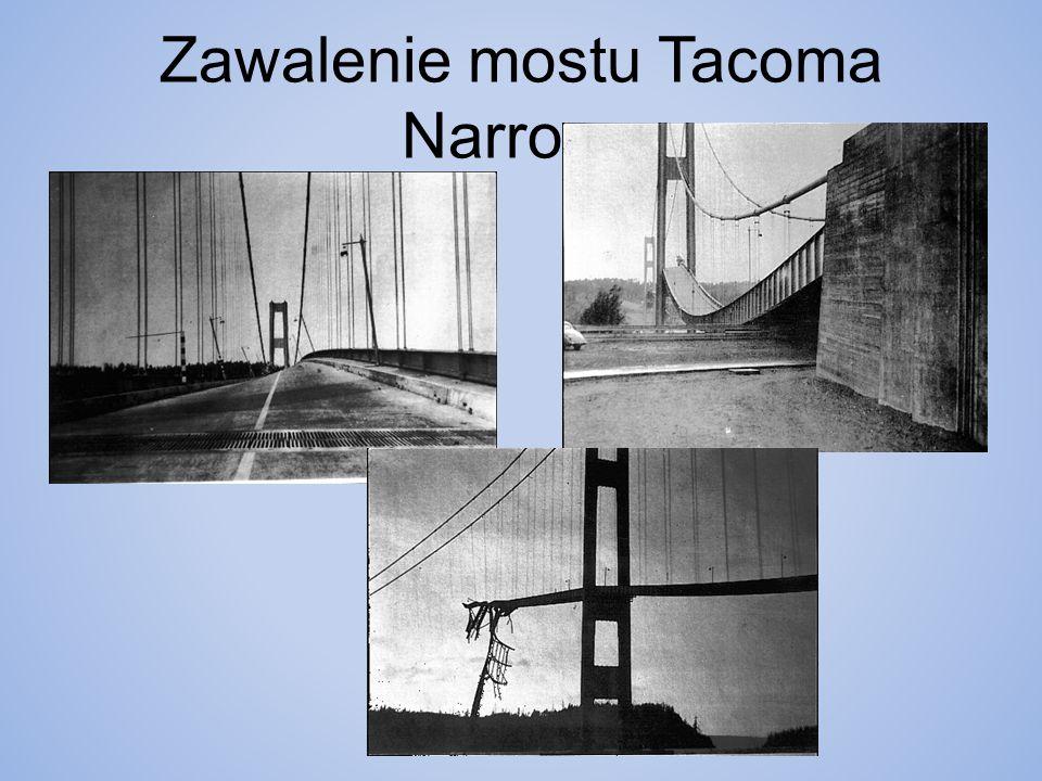 Zawalenie mostu Tacoma Narrows