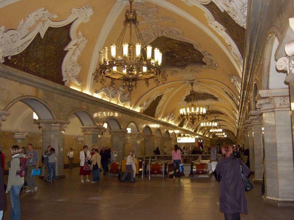 Metro moskiewskie (ros.