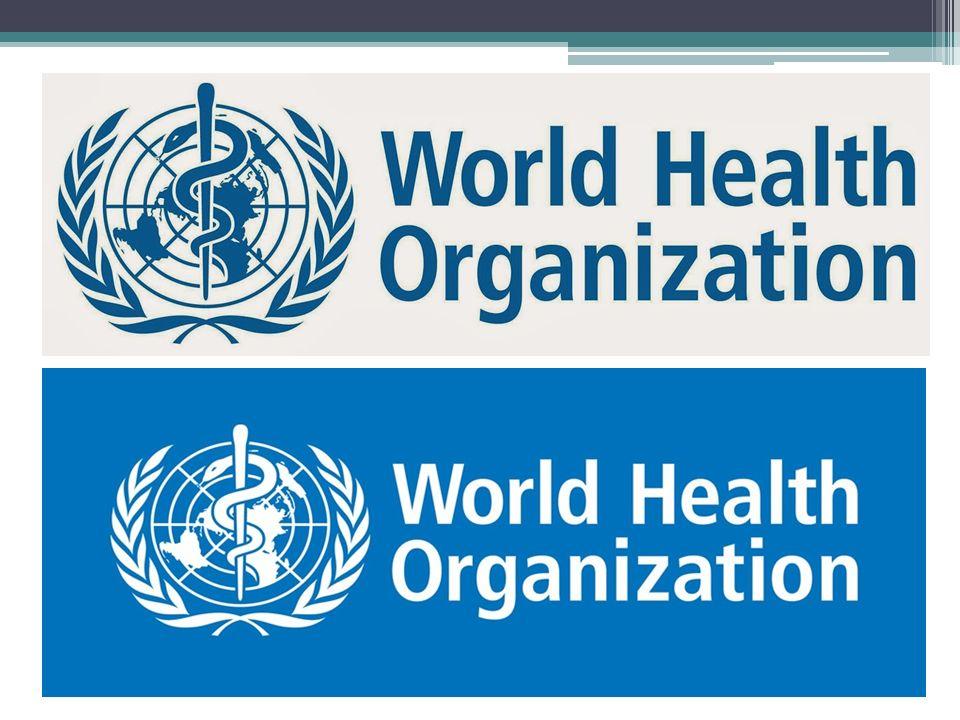Geneza Światowa Organizacja Zdrowia (WHO) powstała 7 kwietnia 1948 roku zajmuje się ochroną zdrowia.