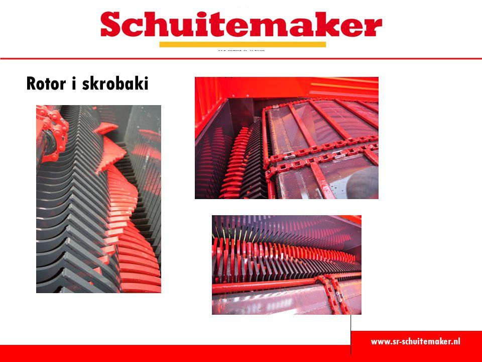 www.sr-schuitemaker.nl Rotor i skrobaki