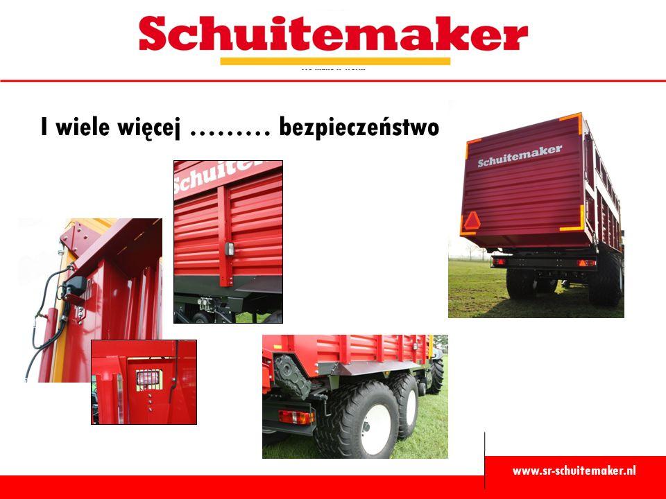 www.sr-schuitemaker.nl I wiele więcej ……… bezpieczeństwo