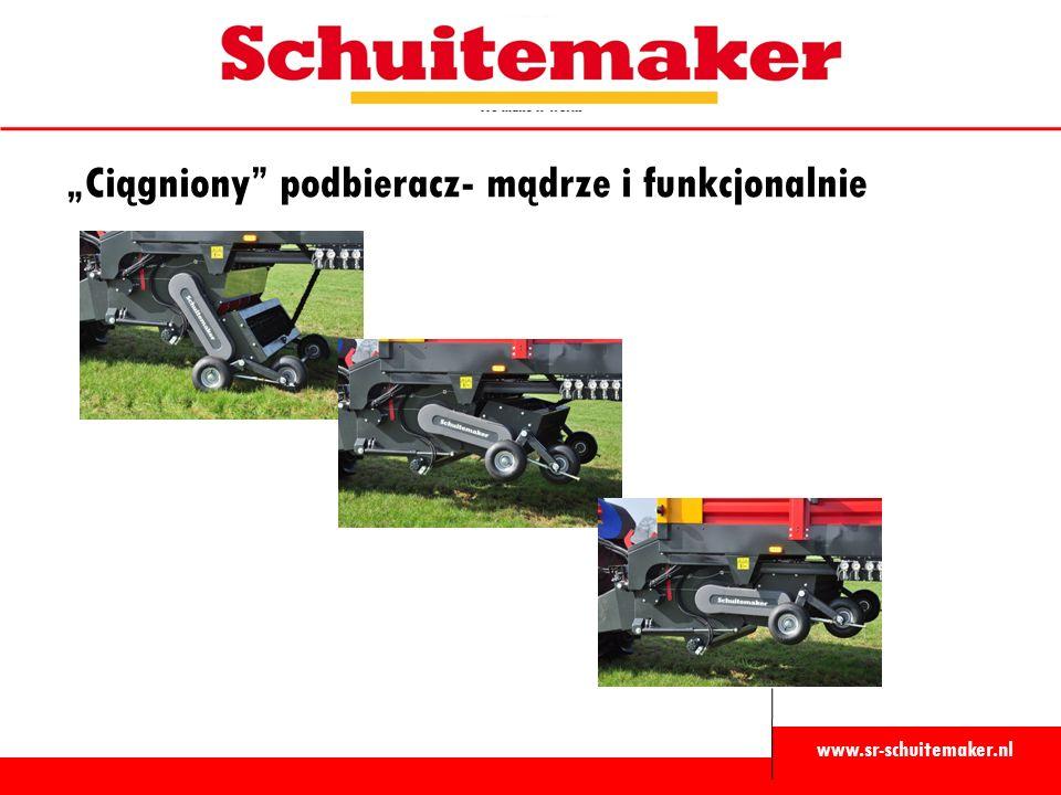 """www.sr-schuitemaker.nl """"Ciągniony"""" podbieracz- mądrze i funkcjonalnie"""