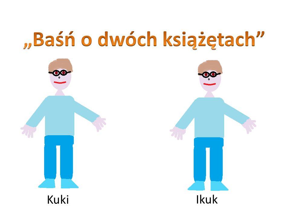 Baśń opowiada o dwóch książętach: Kukim i jego klonie Ikuku.